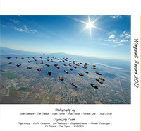 Wingsuit Record book pages